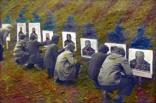 «Без названия», 1968-1991. Из серии «Тотальная фотография» (1965-1994)