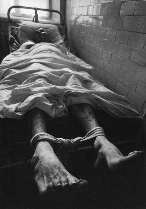 Евгений Павлов. Из серии «Психоз». 1983. Пигментная печать. Предоставлено автором