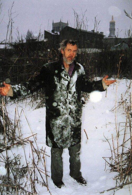 Борис Михайлов. Из серии «История болезни». 1997–98. Цветная печать
