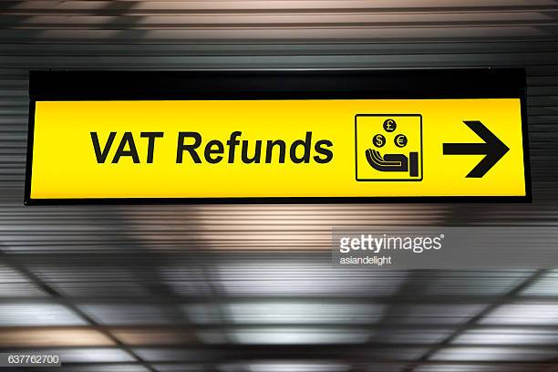 Vat refund - Learn about the refund process for businesses.