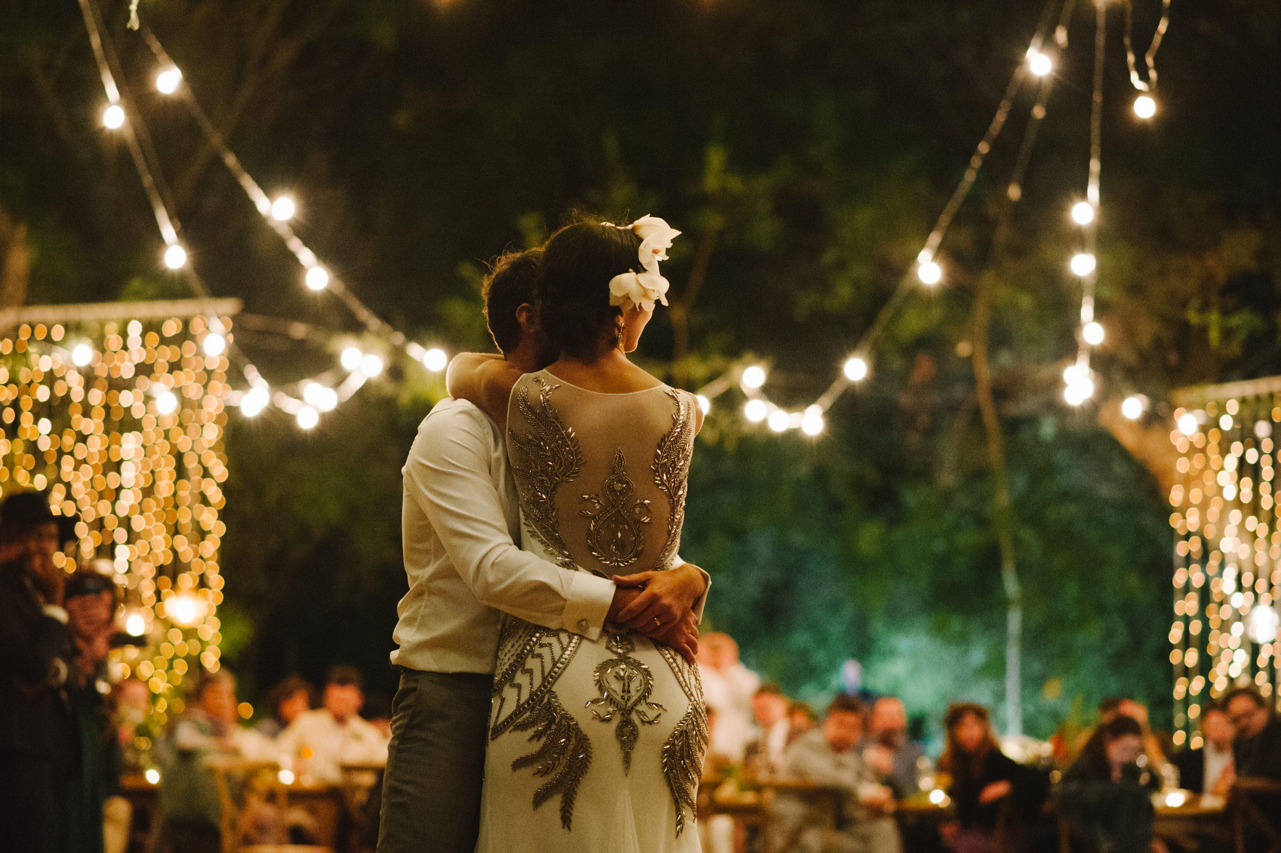 Latisha & Luke - A wedding under the stars at Hawksmoor House,Stellenbosch.Planner: Agape Wedding and Event DesignFlowers: OpusBouquet: Ariel DearieDress: Rue de SeineFood: Karen Dudley