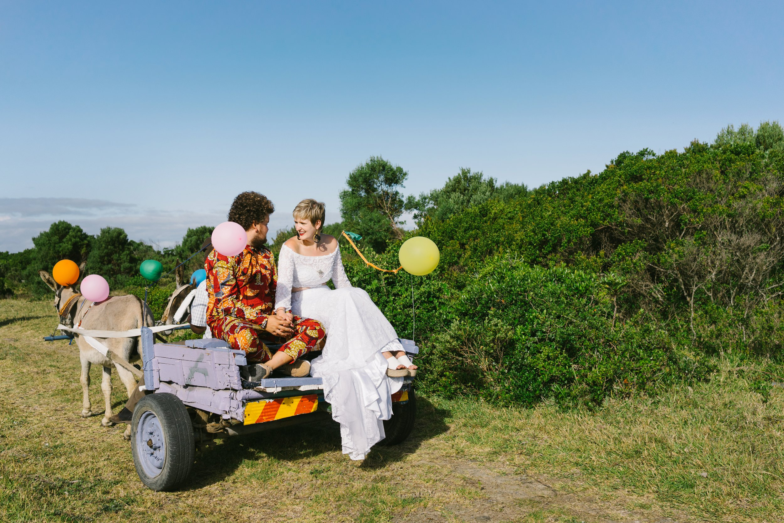 Will & Grace - A family celebration in Hamburg, Eastern Cape