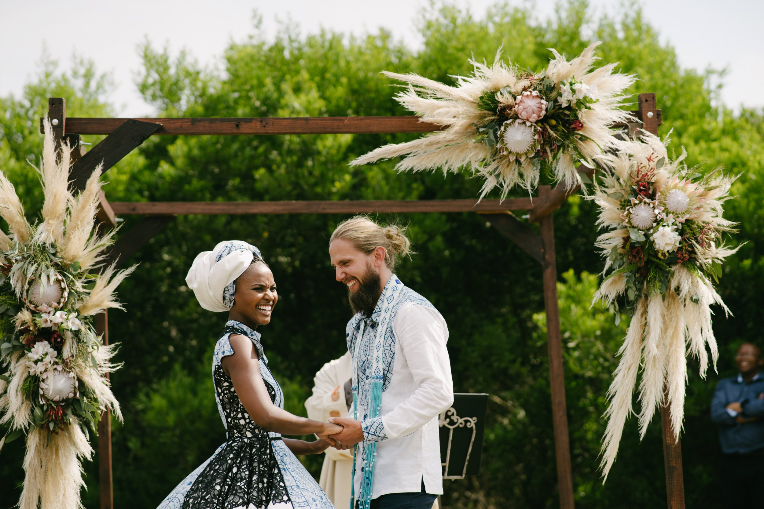 Amanda & Dennis - A traditional Xhosa wedding in the Eastern Cape ofSouth Africa