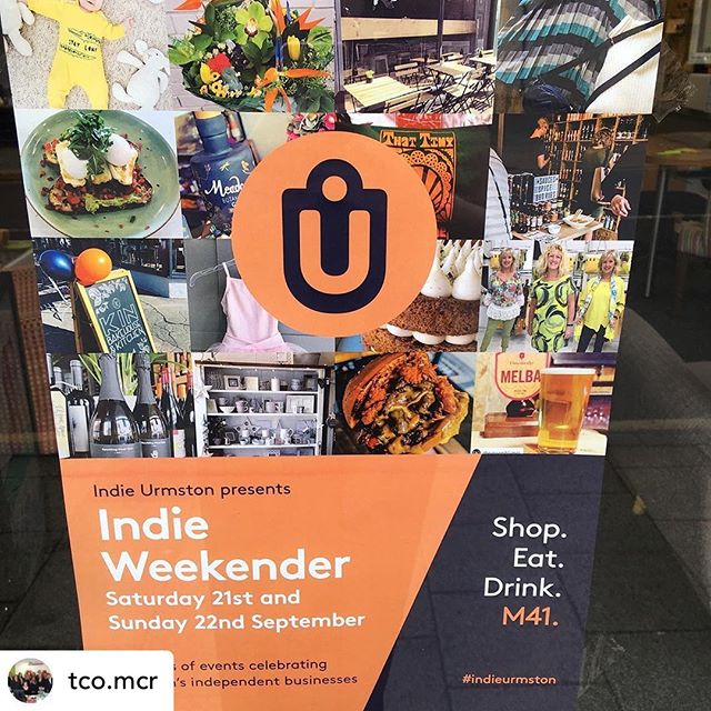 Posted @withrepost • @tco.mcr It's @indieurmston weekend at the end of this week folks. Here at TCO that means opening on a Sunday?!?!... (for one Sunday, and one Sunday only🤪) . . We will be offering our free sparkle and shine service, so bring your specs in for a super MOT 🌟👓 . . AND there will also be a WHOPPING 20% off all Sunglasses! All of them, even the sexy ones. 🕶🕶🕶 Be sure to visit the amazing Indie's on Station Road in Urmston for all sorts of awesome weekend bargains, deals and discounts from the best of the best #urmston #Indieurmston #manchester #bestindependent #bestindependent #m41 #stationroadurmston #opticians #community #20percentoff #sparkleandshine