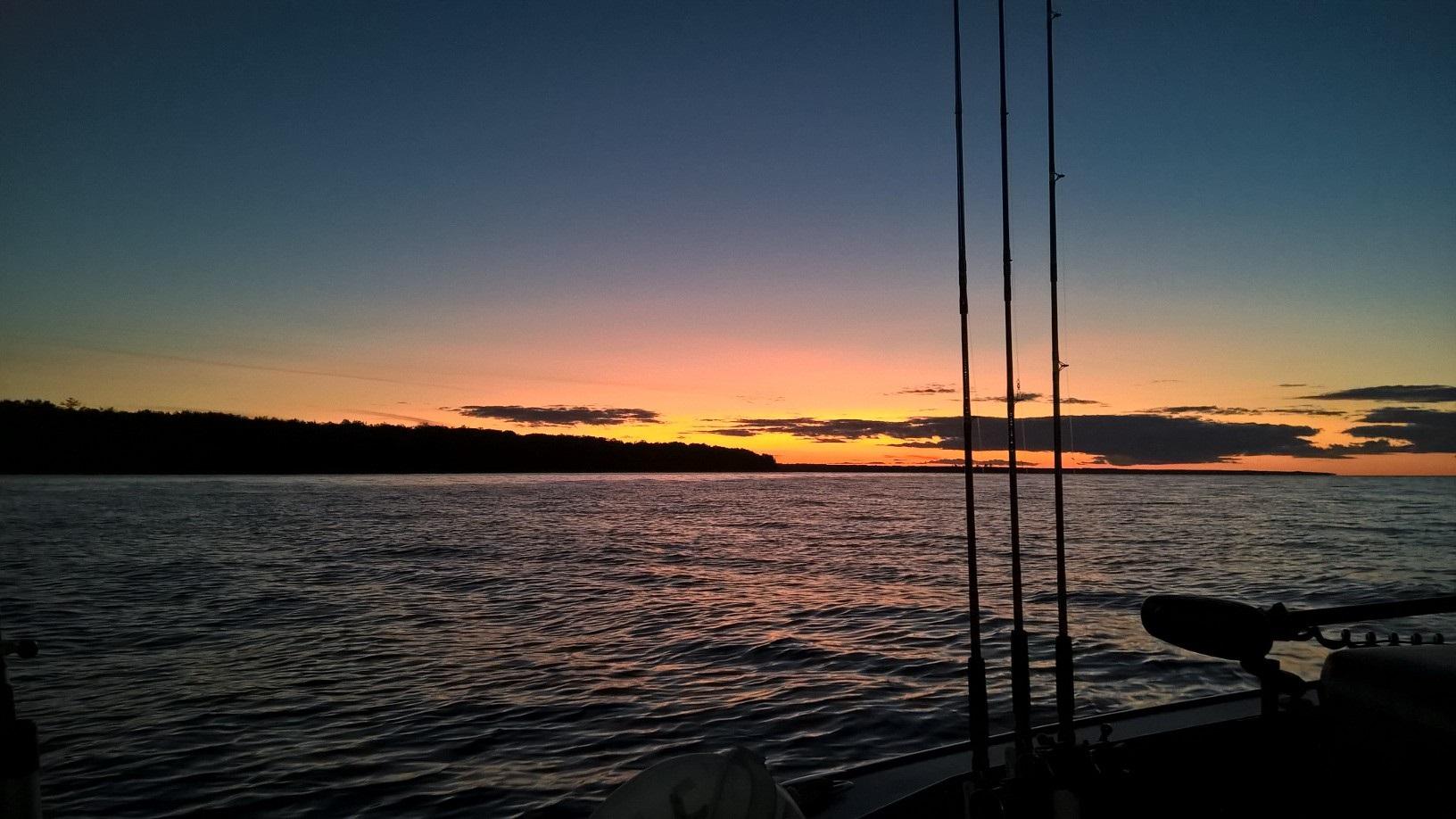 Sun rise or Sun set never the same.