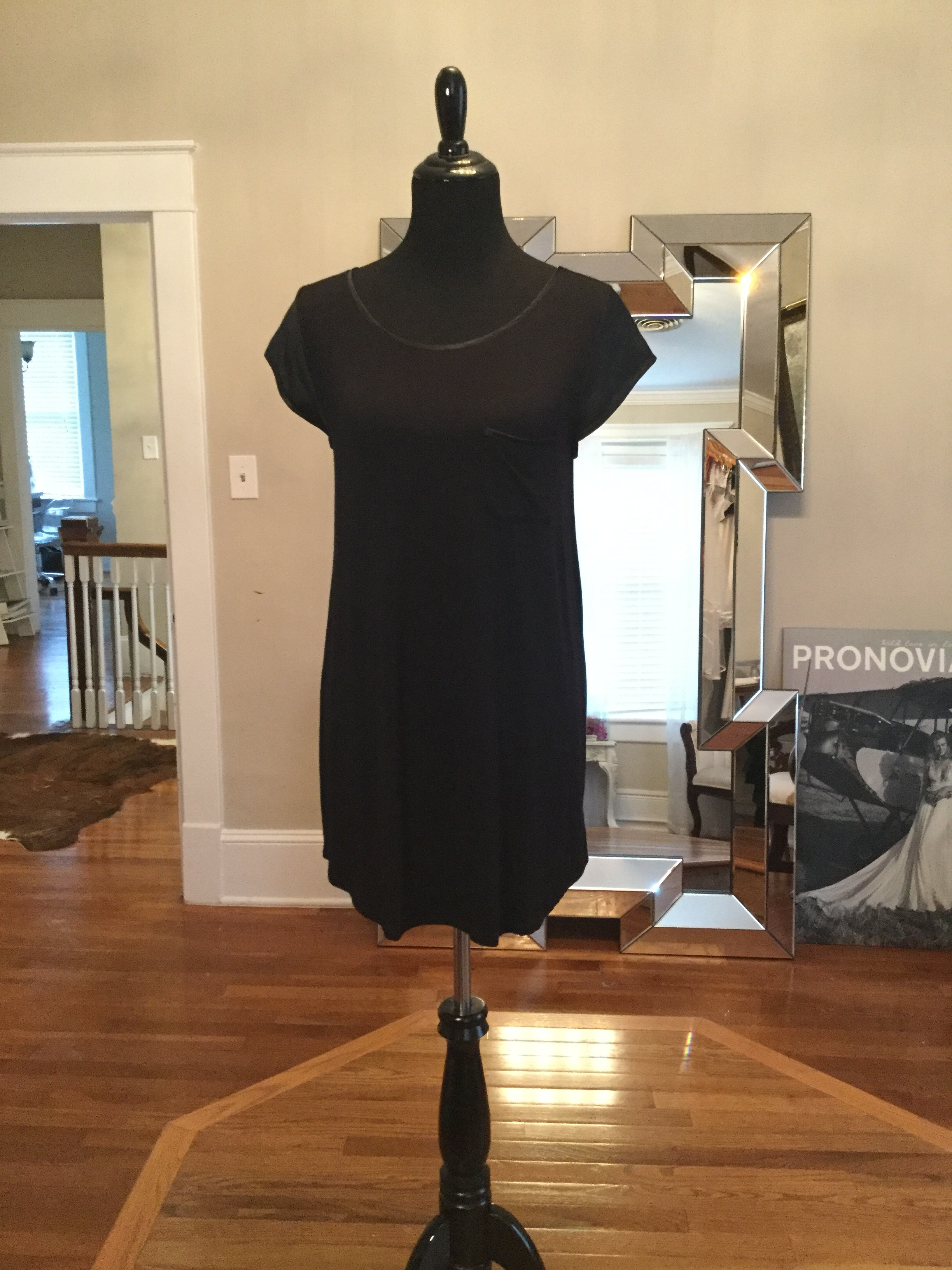 Black T-shirt Dress_$91.JPG