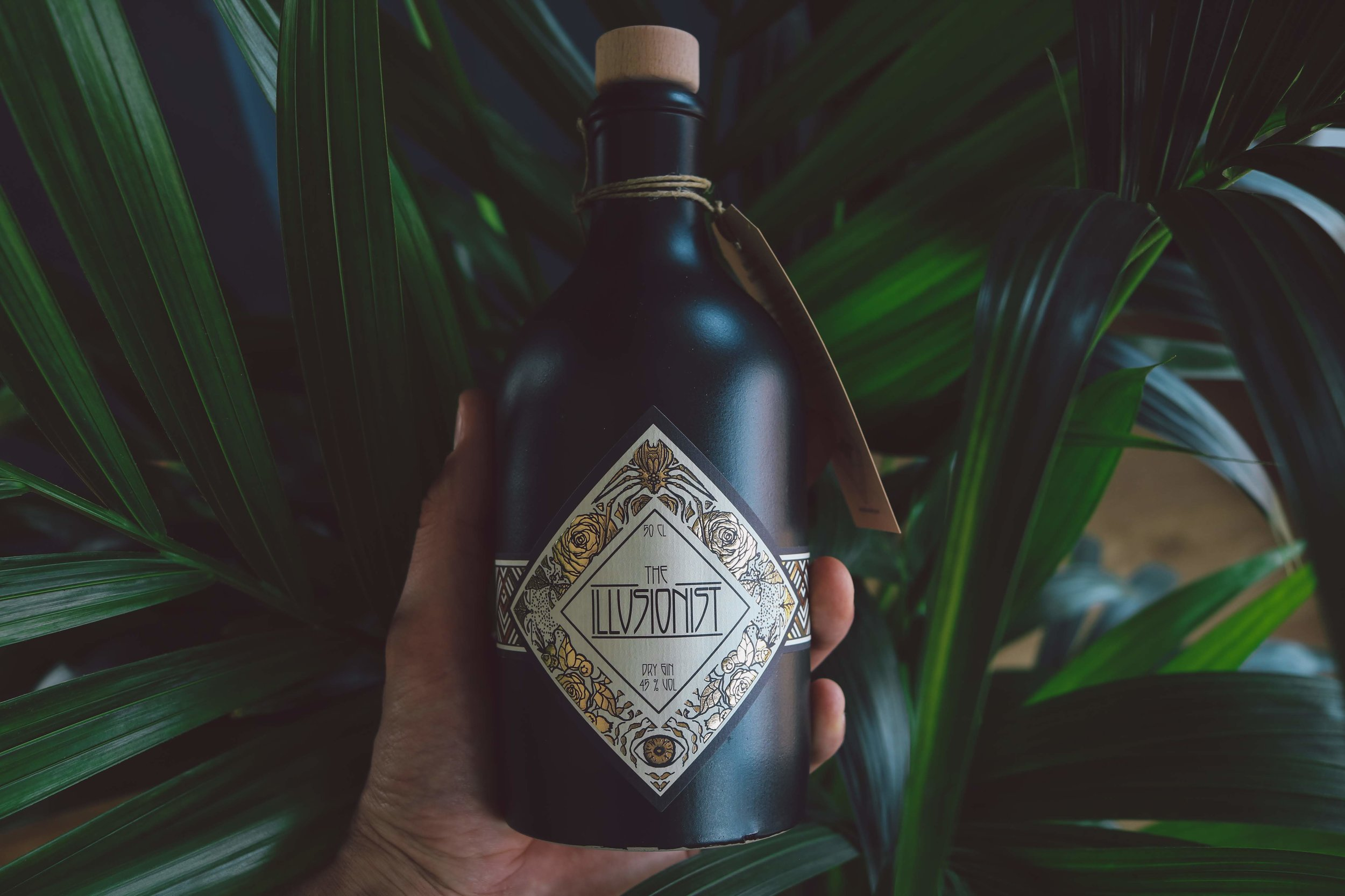 Into the Wild with the Illusionist Dry Gin