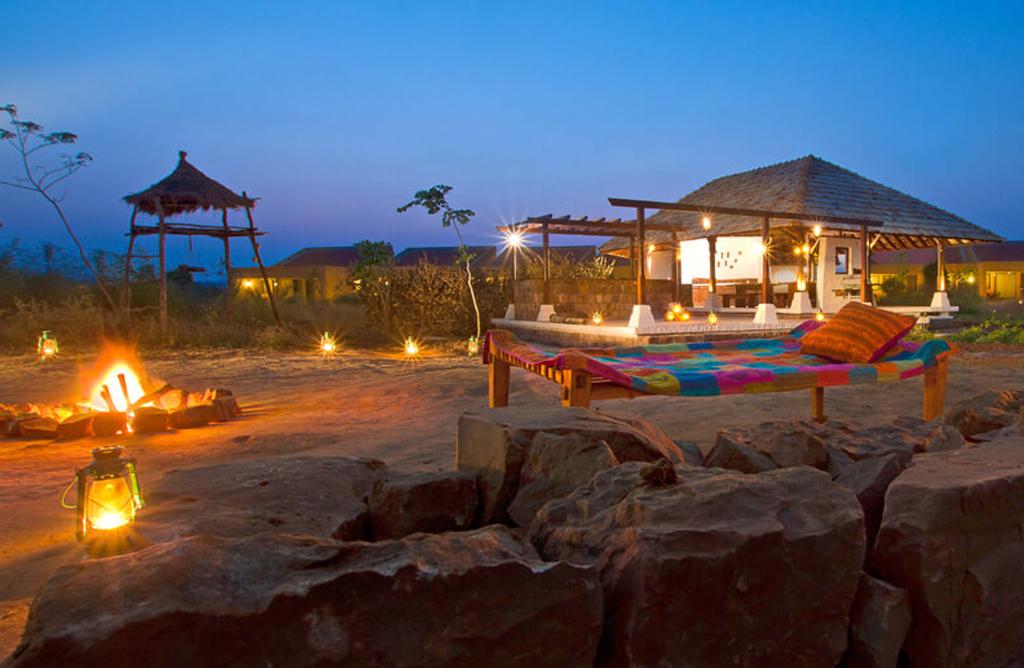 Sujan Luxury Camp – Jawai