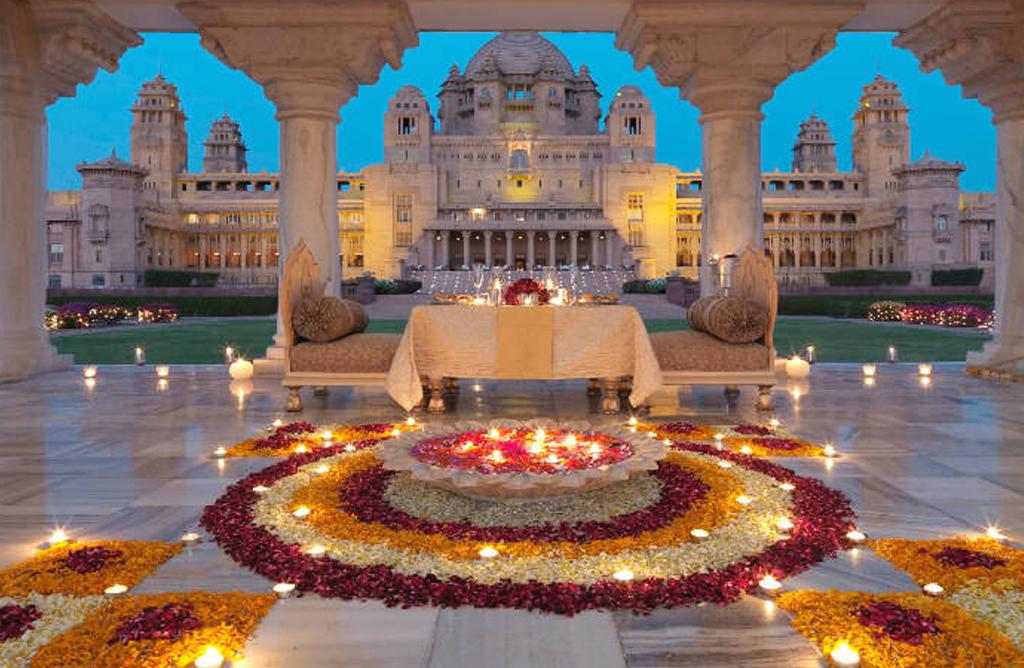 Taj Umaid Bhawan Palace – Jodhpur