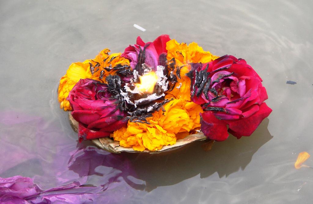 Varanasi and Ganges