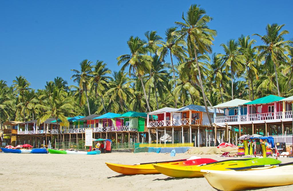 Goa Beach escape