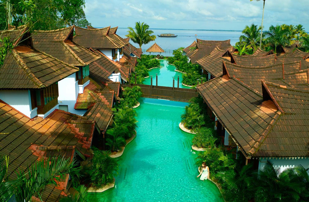 Kumarakom Lake Resort – Kerala