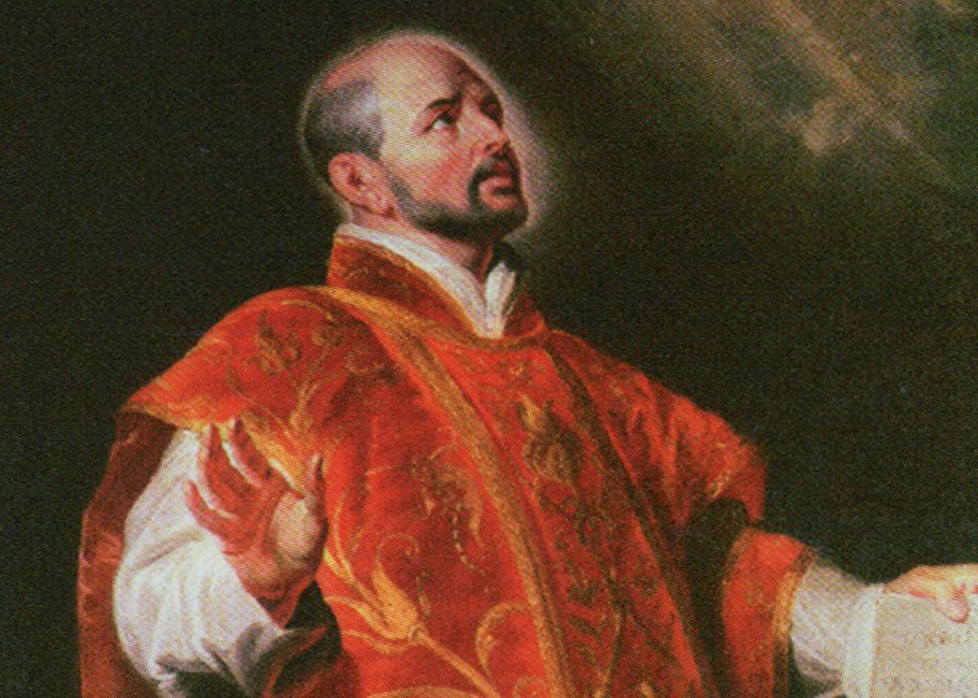 St. Ignatius Mass -
