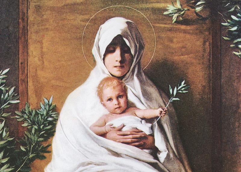 Madonna of Peace -