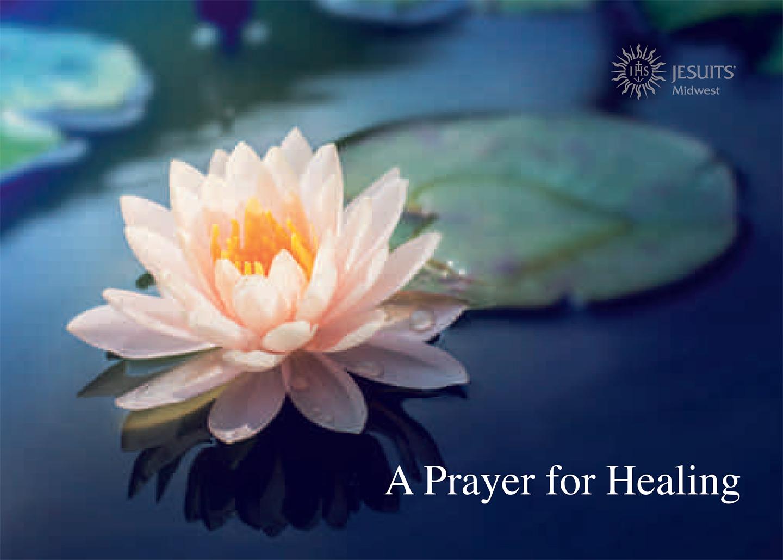 A Prayer for Healing -