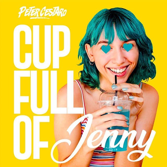 """@petercestaro """"Cup Full Of Jenny"""" outnow ✅ Prod by @docondabeat"""