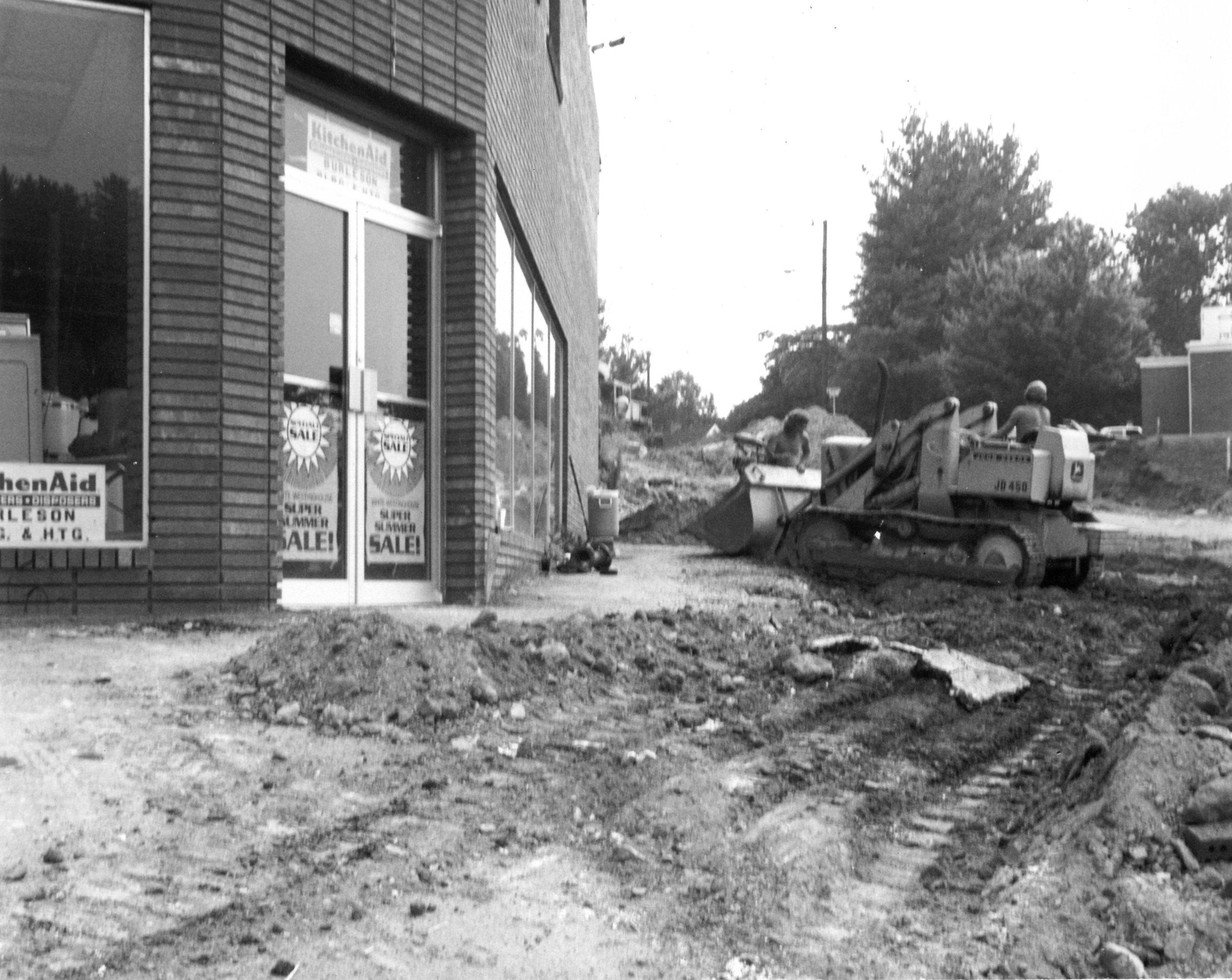 Showroom Sidewalk Construction.jpg