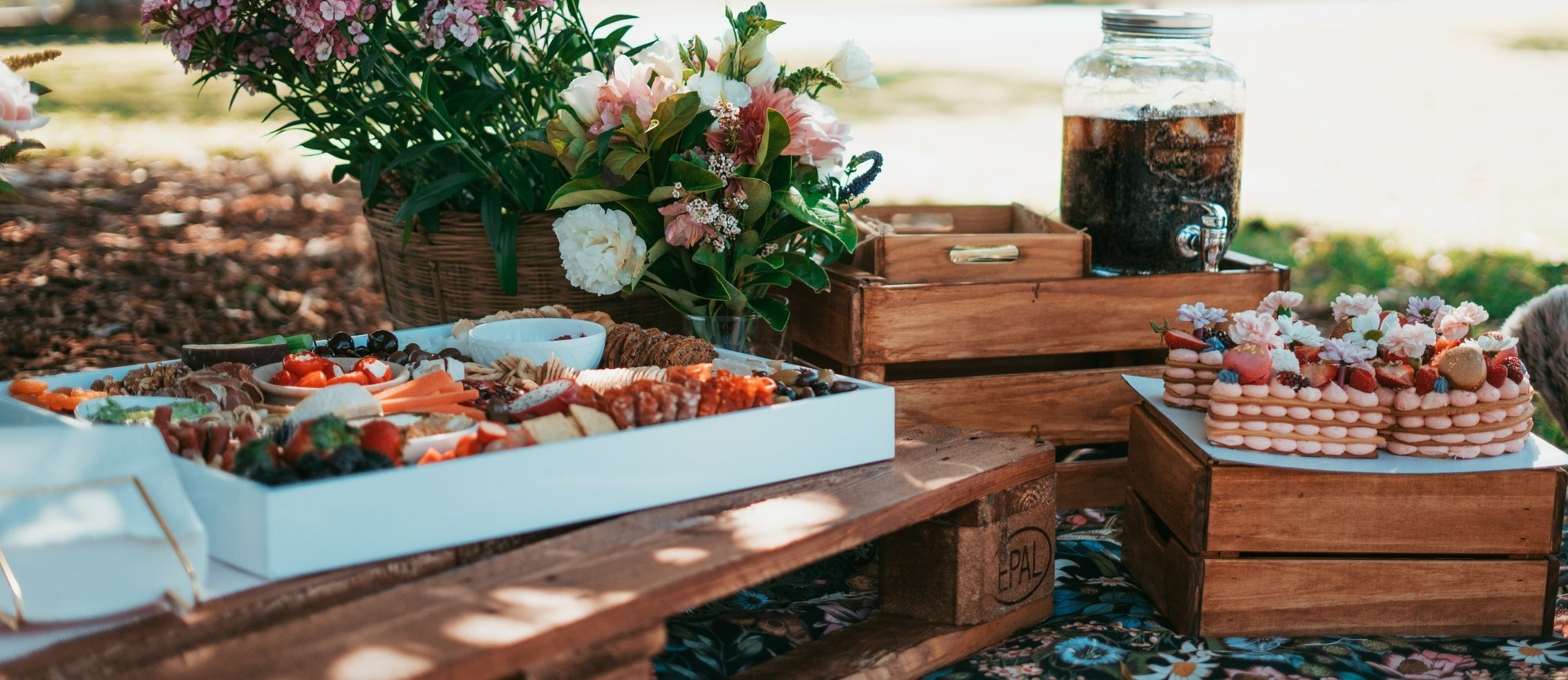 On-Site Catering -
