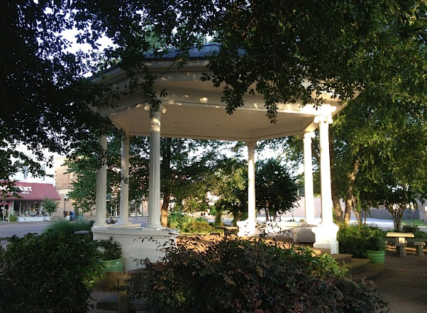 A beautiful location foran outdoor ceremony. - We can supply the chairs, you supply the love.