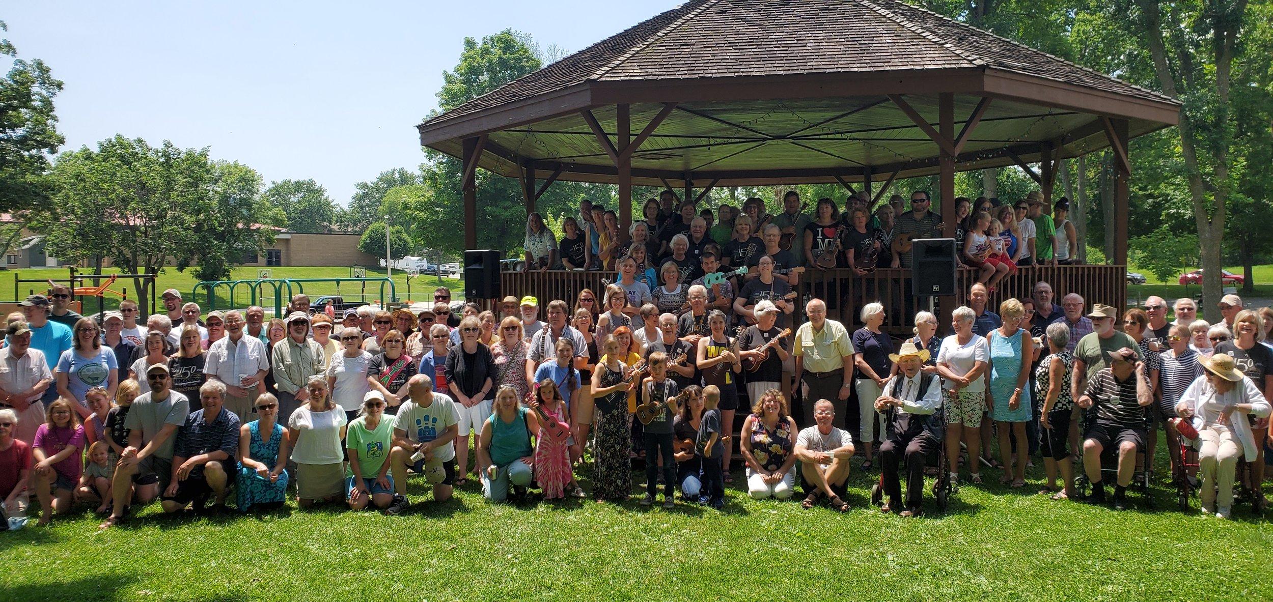 Lanesboro Community Potluck