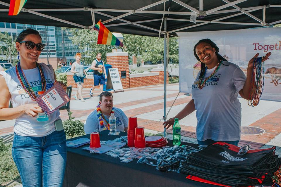 Vendors - It's the fourth year for South Bend Pride! Make sure your business or organization is visible in its support of the LGBTQ community by registering your vendor booth for the Festival. This year the Festival will be presented in Potawatomi Park with lots of trees and grass, making it a welcoming event for everyone. Please sign up today and consider making a donation to The LGBTQ Center so the great work and programming can continue.