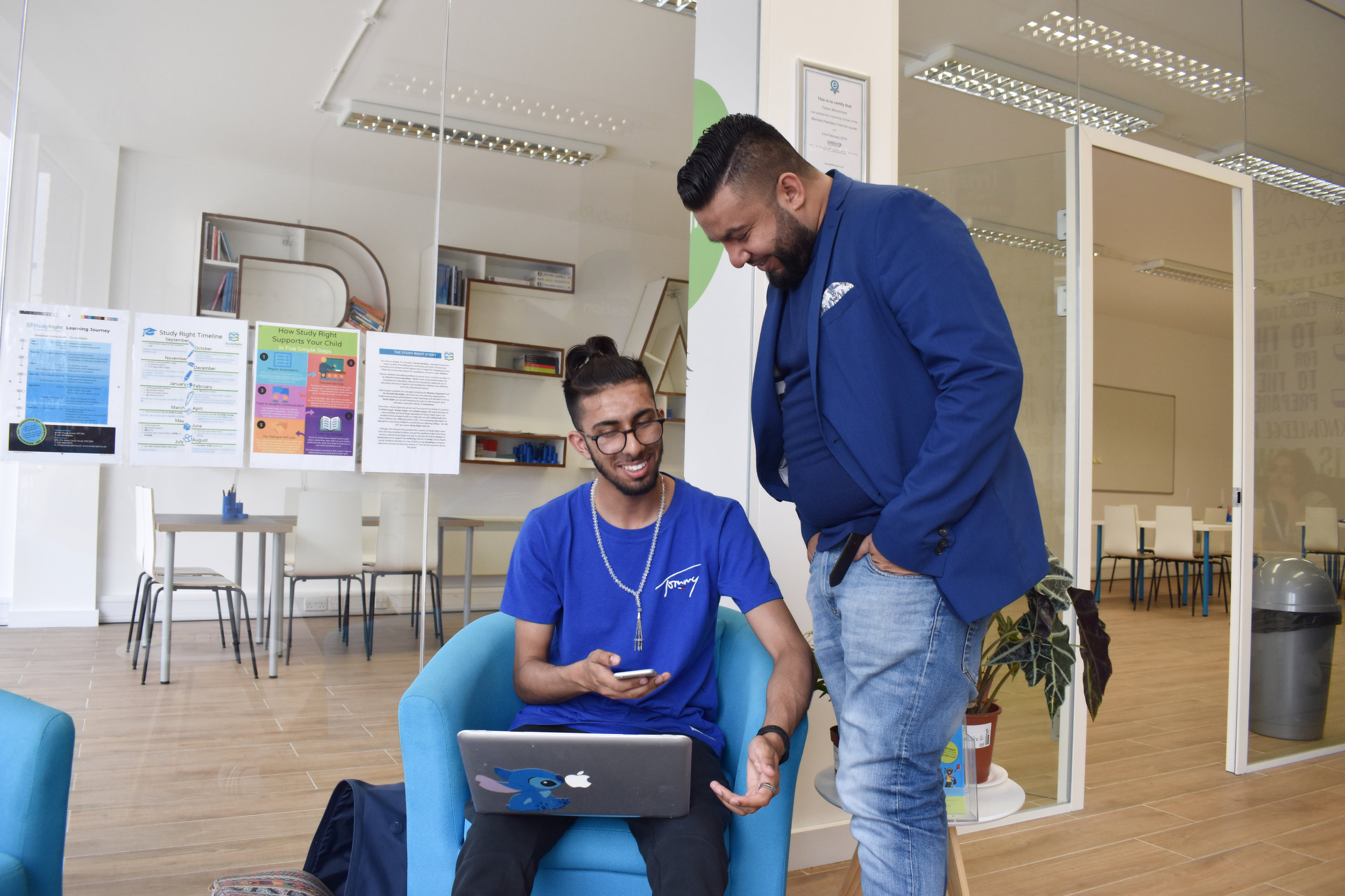 Our Values - At StudyRight we believe that education is more than just learning new facts and skills; it is freedom. Knowledge gives you the power to make your own decisions, establishing and achieving your own goals.Find out more…