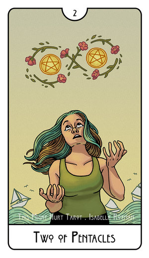 The Suit Of Pentacles This Might Hurt Tarot Achieving it was hard work at first, but it became easier with practice. the suit of pentacles this might
