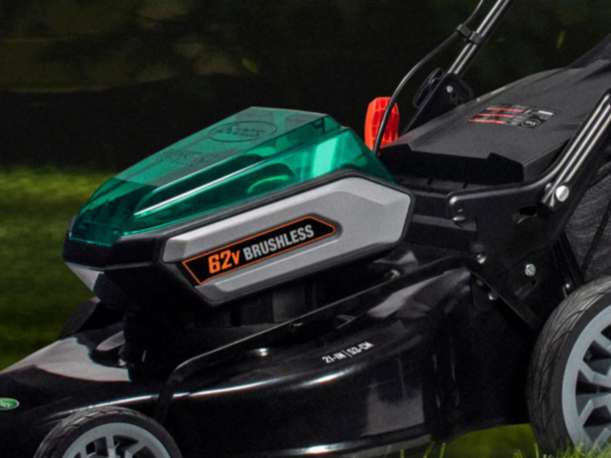 Scotts  Battery Mowers
