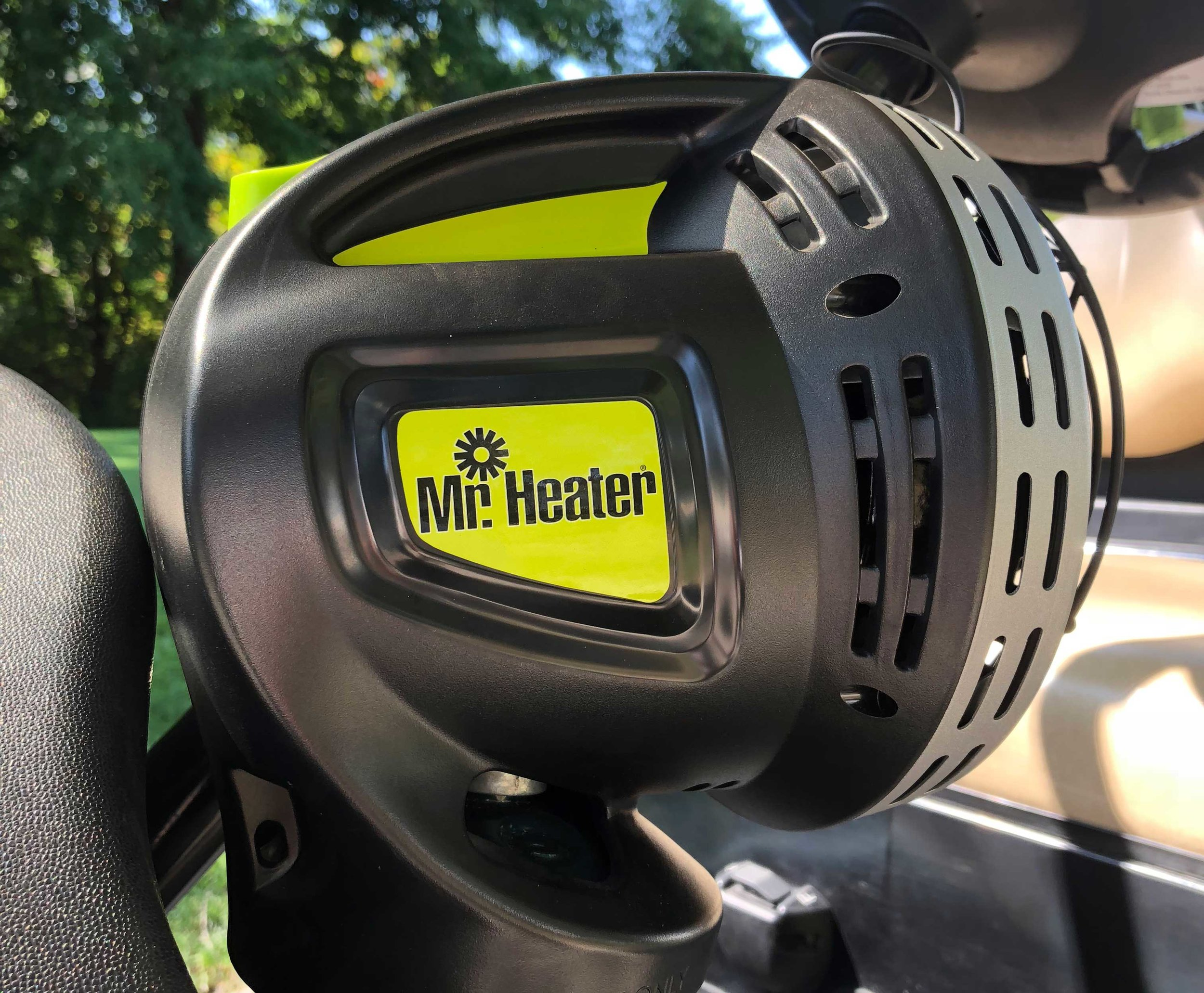 Mr. Heater  Propane Golf Heater