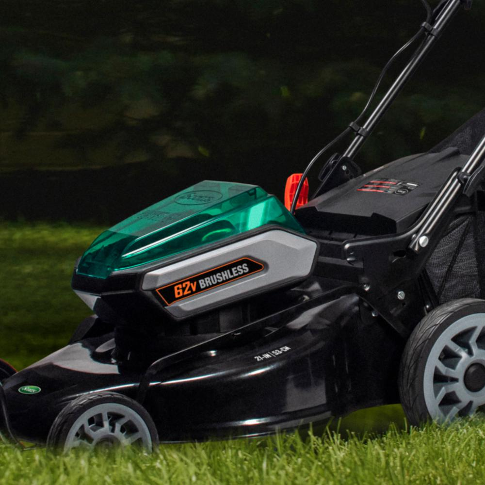 Scotts - Reinventing Electric Lawn Mowers