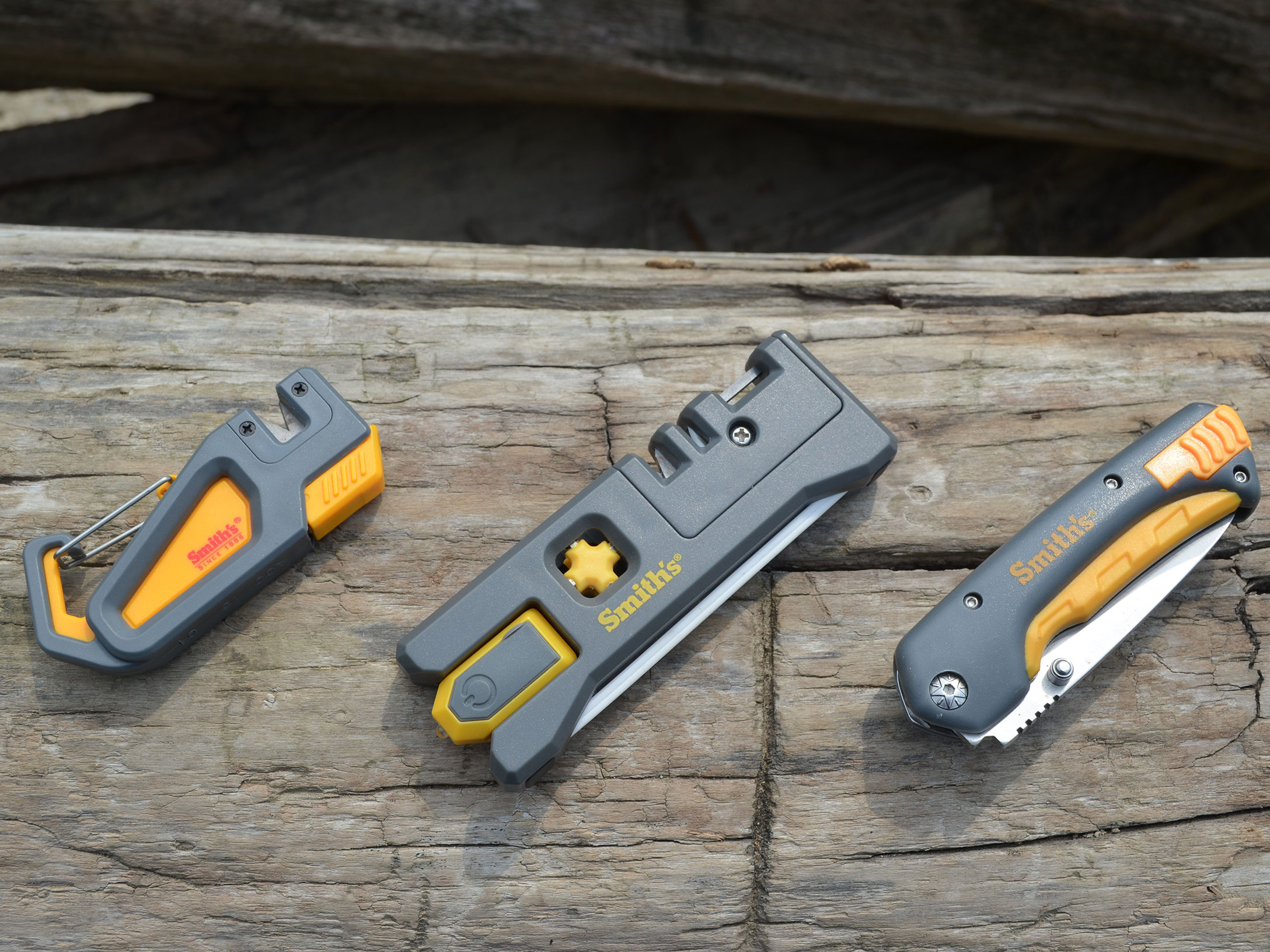 Smith's Survival Tools - Four Seasons of Features