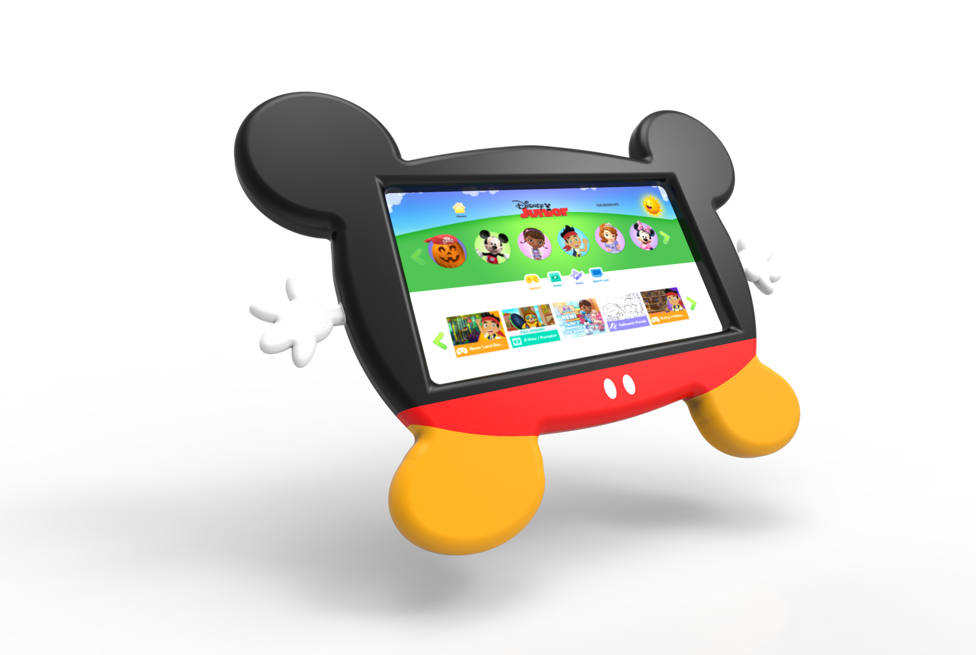 Mickey Mouse Clubhouse  Tablet Case