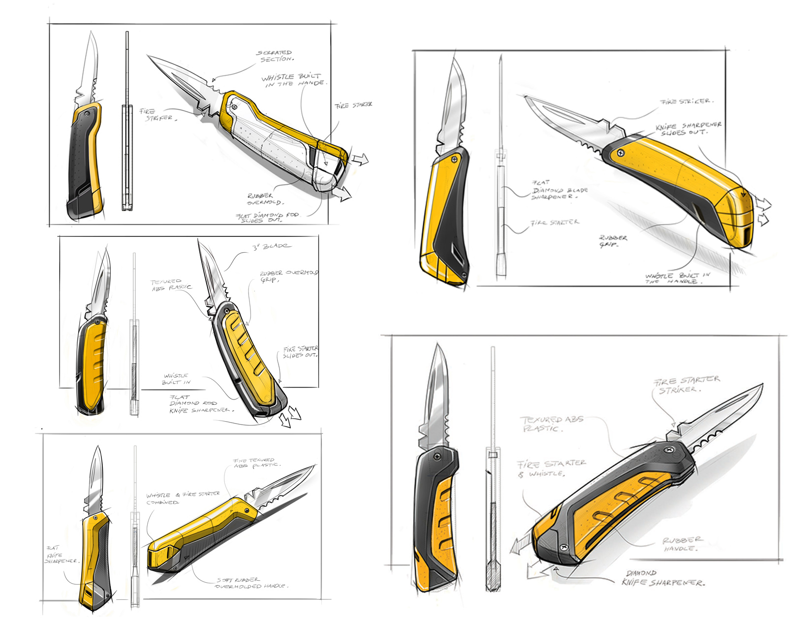 Cardboard Helicopter Product Design Cleveland Ohio - Smith's Knife Concepts1.jpg