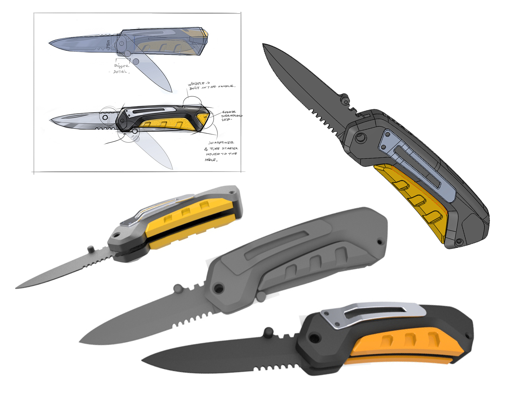 Cardboard Helicopter Product Design Cleveland Ohio - Smith's Knife Concepts4.jpg