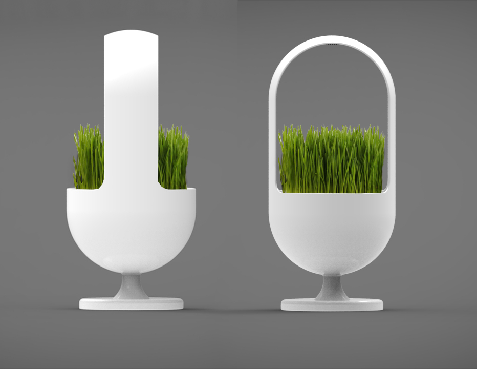 ModPet  Cat Grass Pods