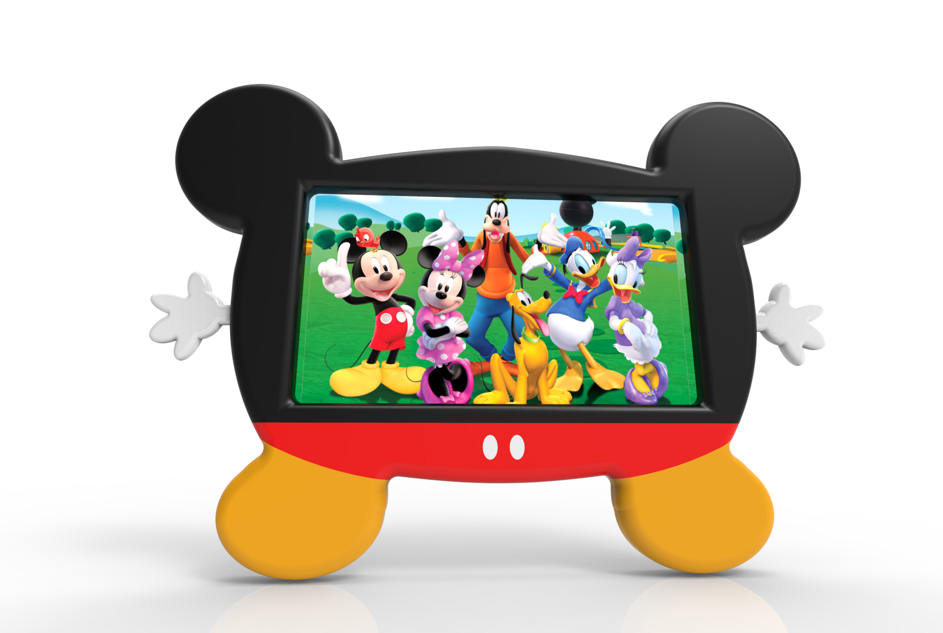 Cardboard Helicopter Product Design Cleveland Ohio Product Development Industrial Design - Disney Mickey Mouse Clubhouse Digital Smart iPad Tablet Electronics Case.png