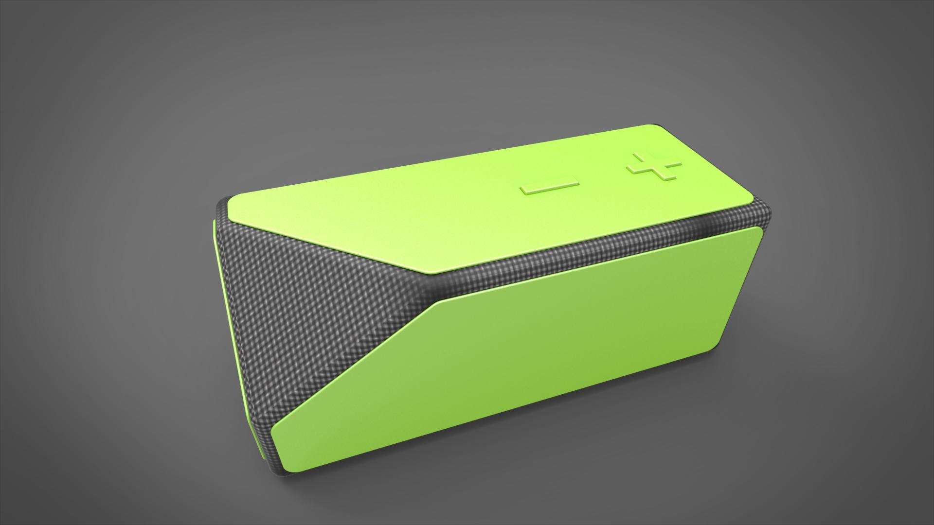 Cardboard Helicopter Product Design Cleveland Ohio Product Development Industrial Design - Waterproof Indoor Outdoor Bluetooth Speaker Electronics.jpg