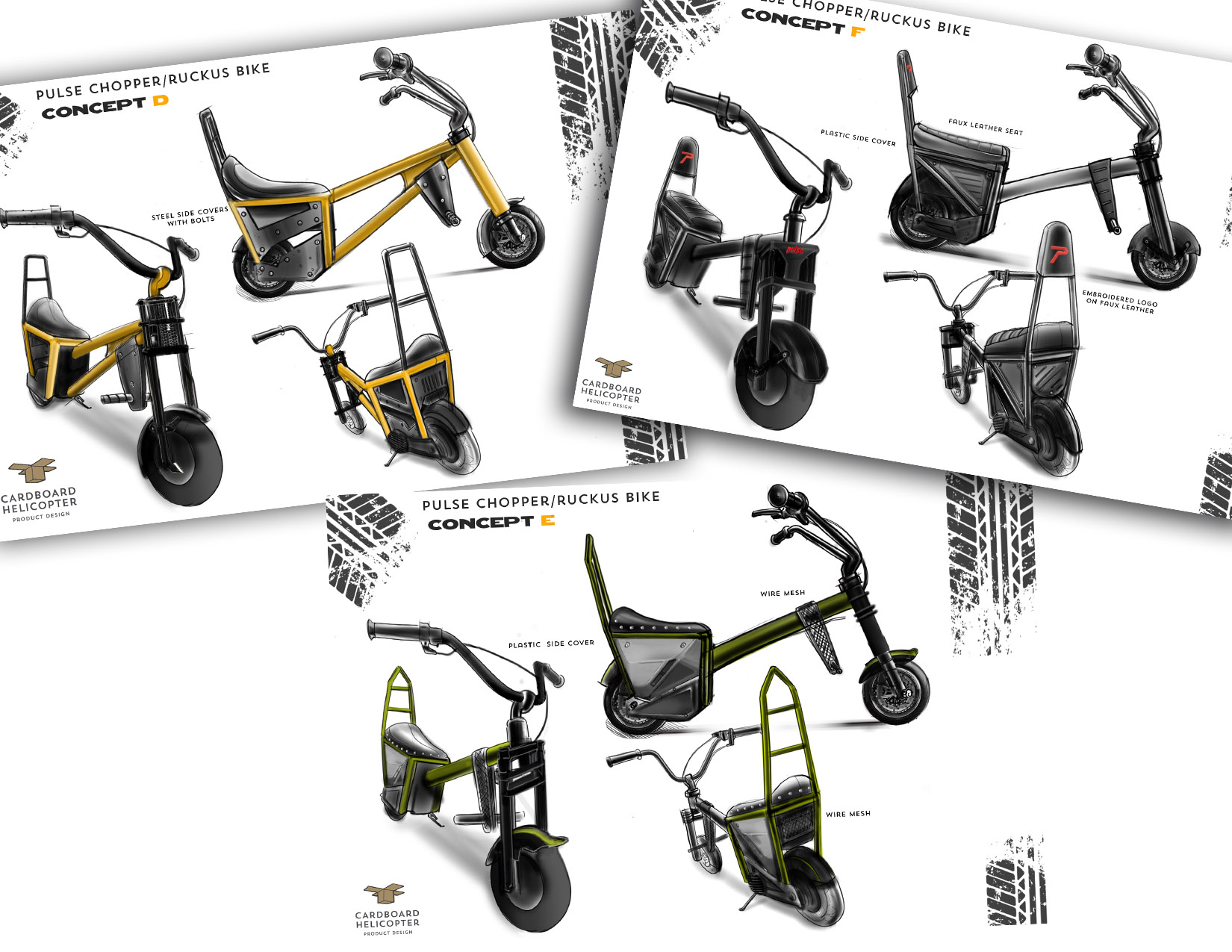 Cardboard Helicopter Product Design Cleveland Ohio Product Development Concept Sketches1.jpg