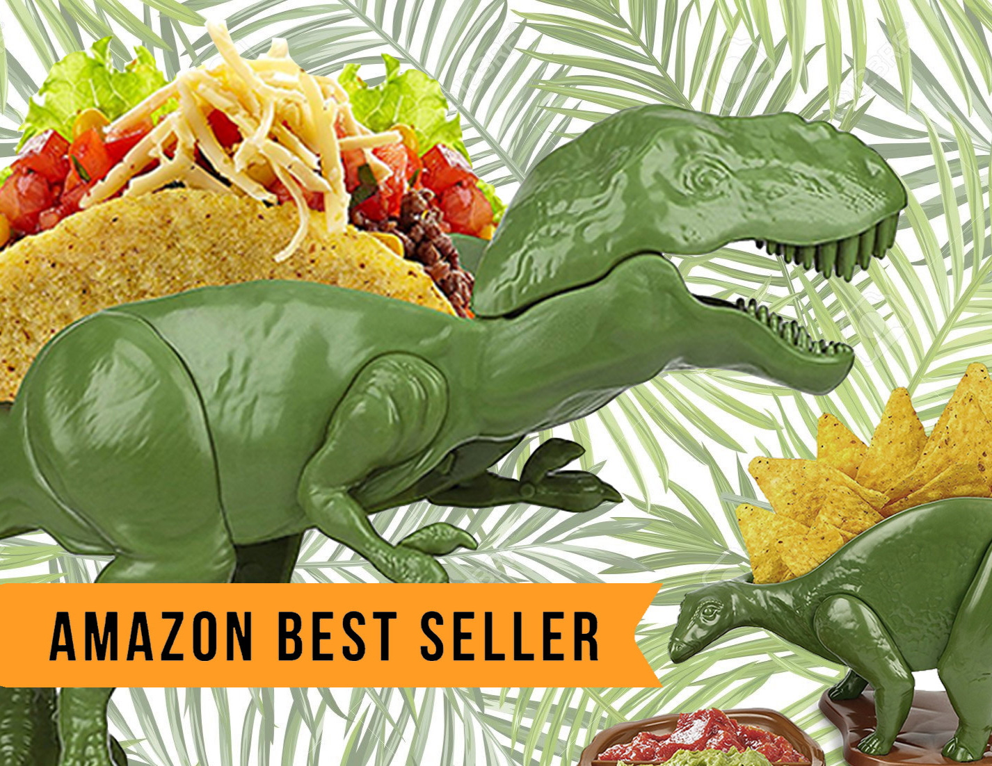 Dino Snack Holders - A Family of Best Sellers