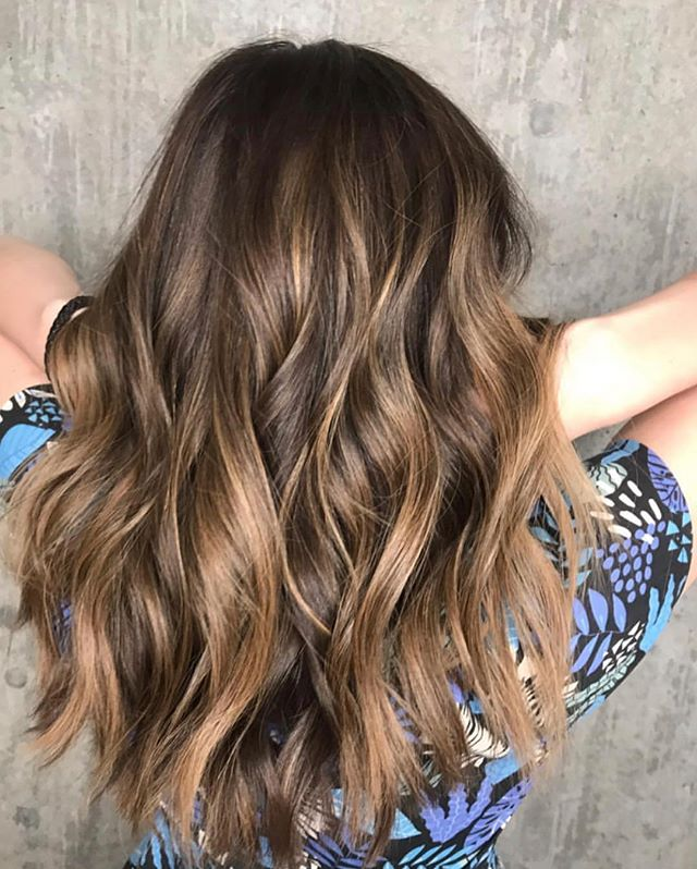 Dreamiest Brunette Balay by @caitlyn.nelson BEAUTY IS YOUR ULTIMATE ACCESSORY  @thairapypdx @behindthechair #thairapypdx #howiwearmygl #caitlynnelsonhair