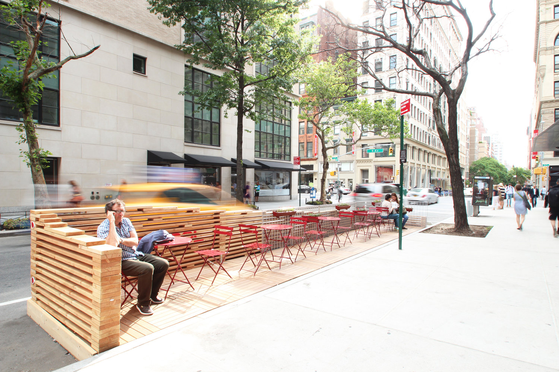 2015 Street Seats