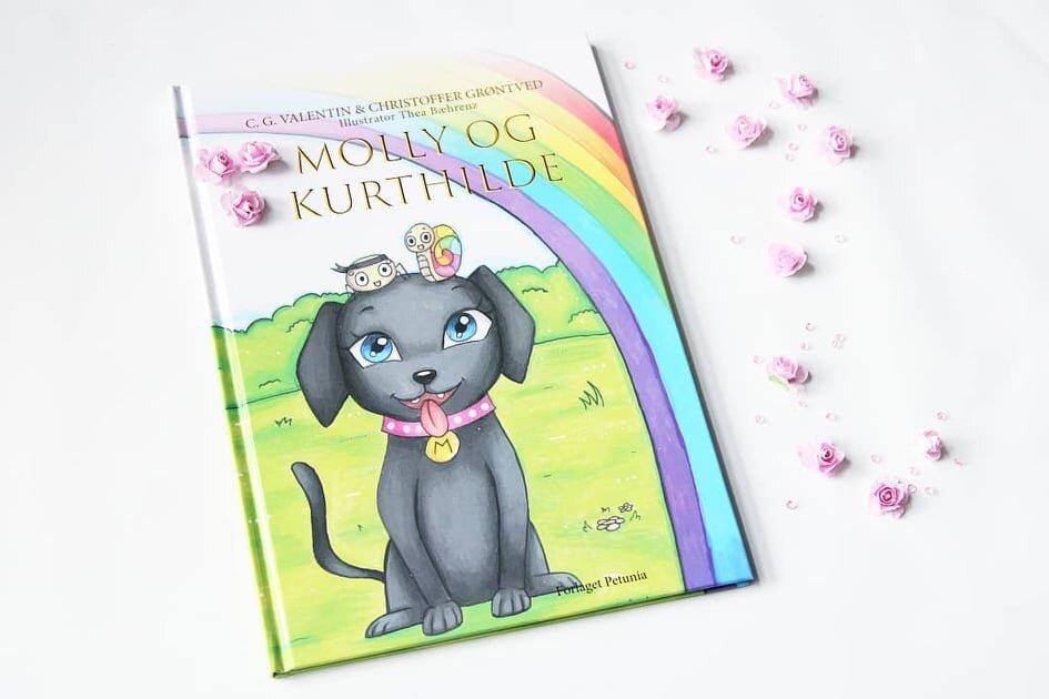 Bogen er et anmeldereksemplar fra forfatteren