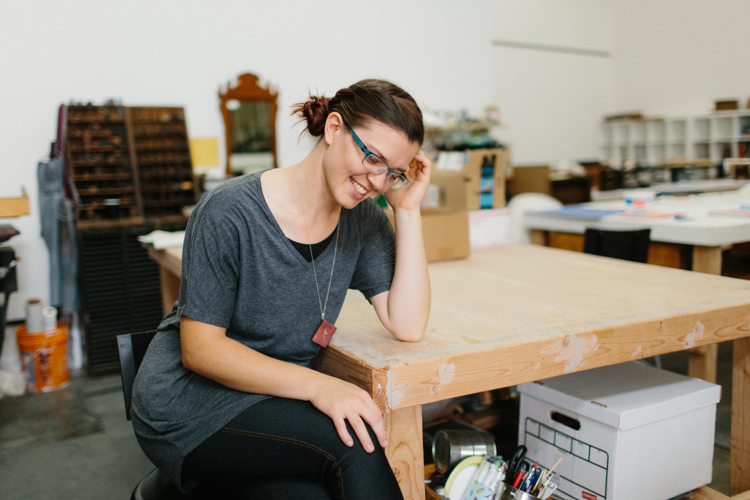 Sarah Mottaghinejad - Book Artist