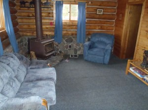 Large Cabin at the Ranch Yellowstone
