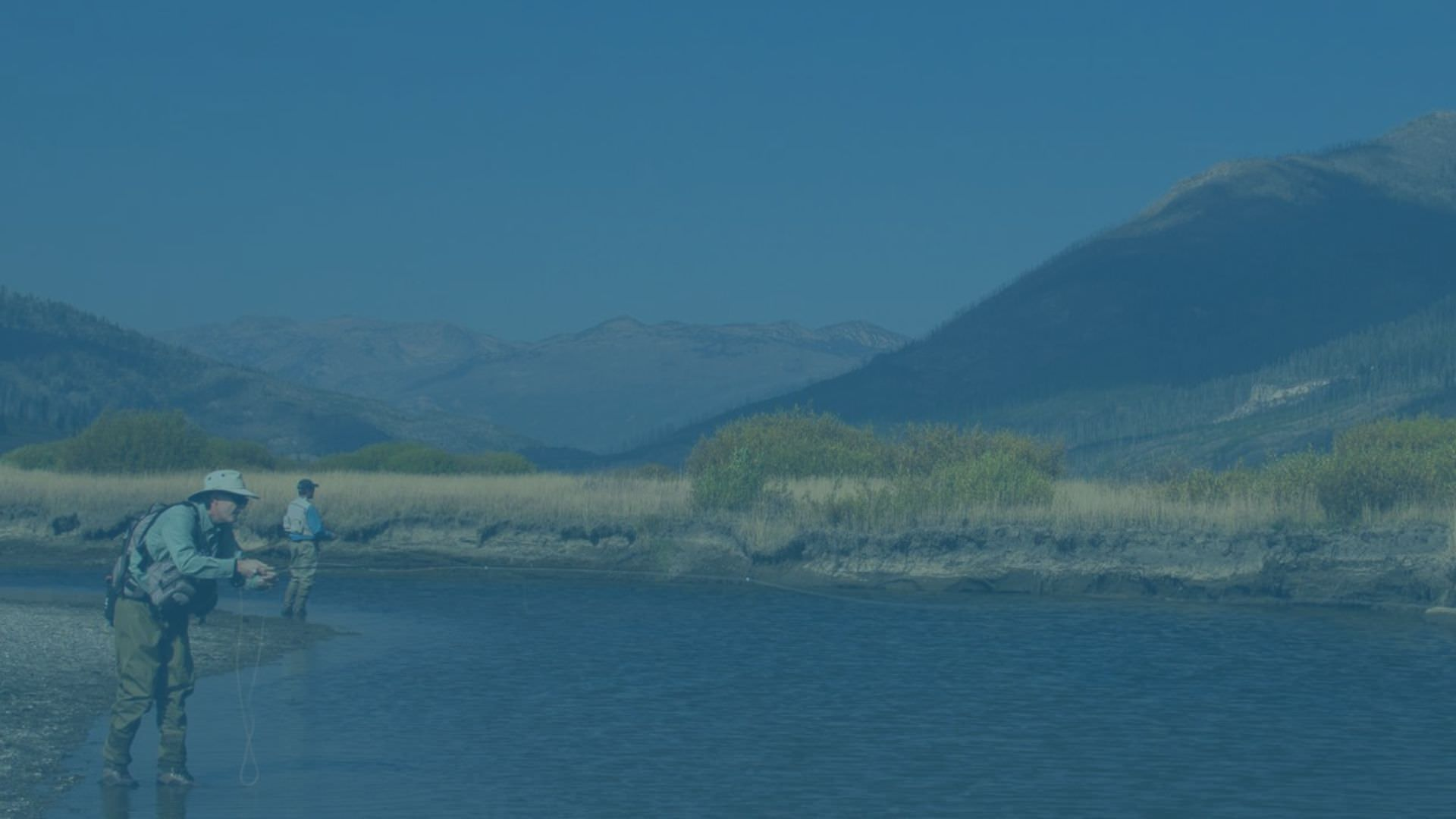 Horseback Ride to Fish Adventures Yellowstone