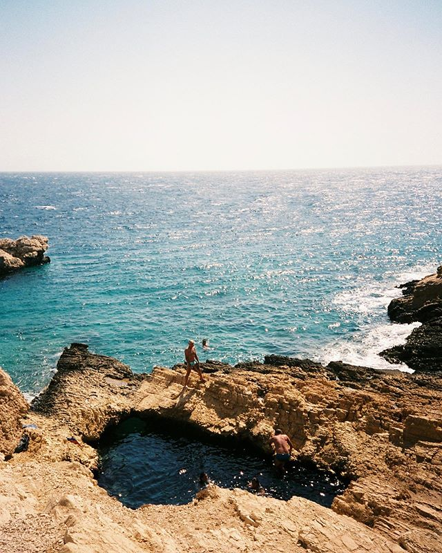 🏊🏽♀️ la piscine #koufonisia