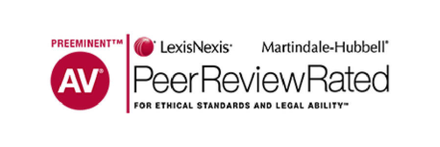 LexisNexis PeerReviewRated