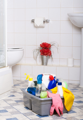 Find out how to design an easy to clean bathroom from a bathroom remodeling service in Plano