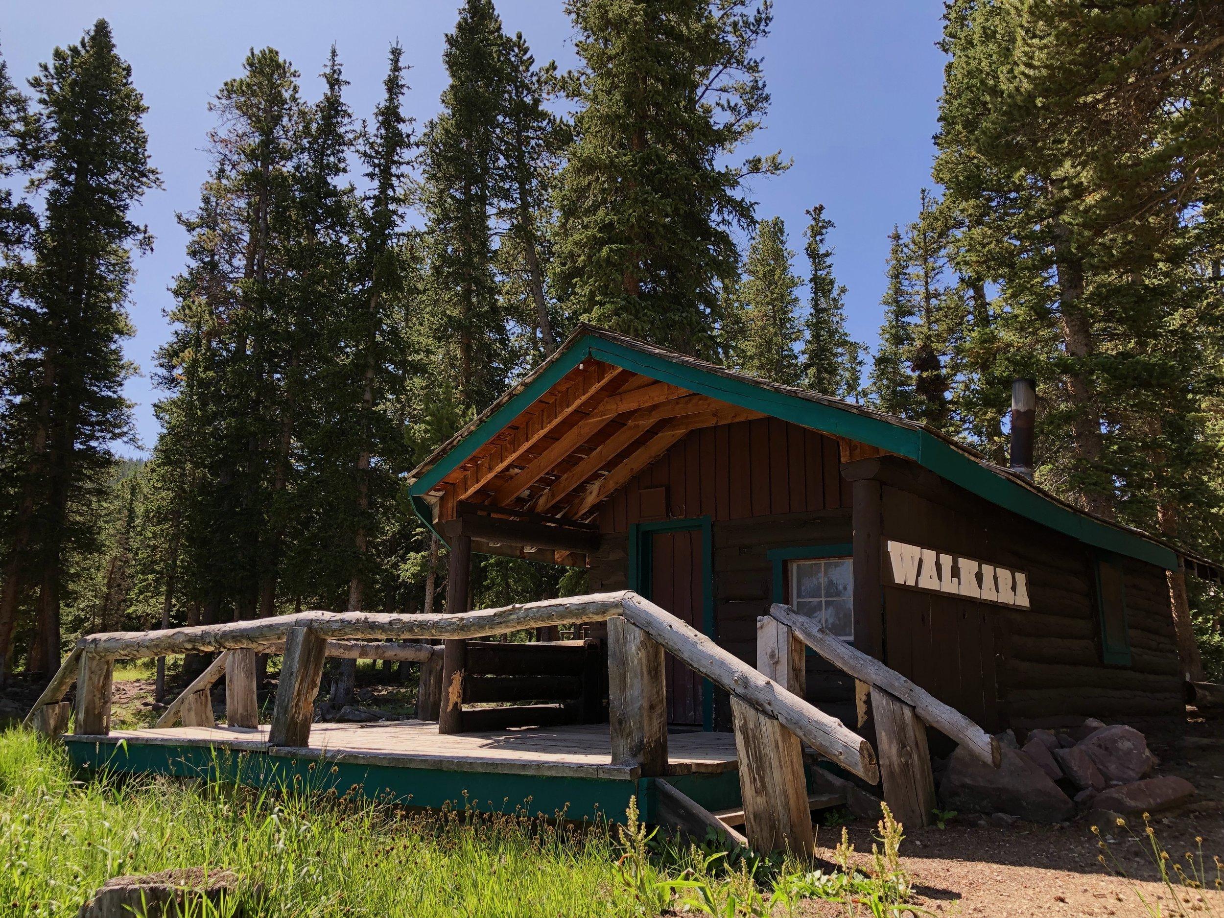 Walkara - Sleeps 4 - 187 sq/ft CabinTwo Full BedsPricingSunday - Thursday | $80/NightFriday & Saturday | $95/Night