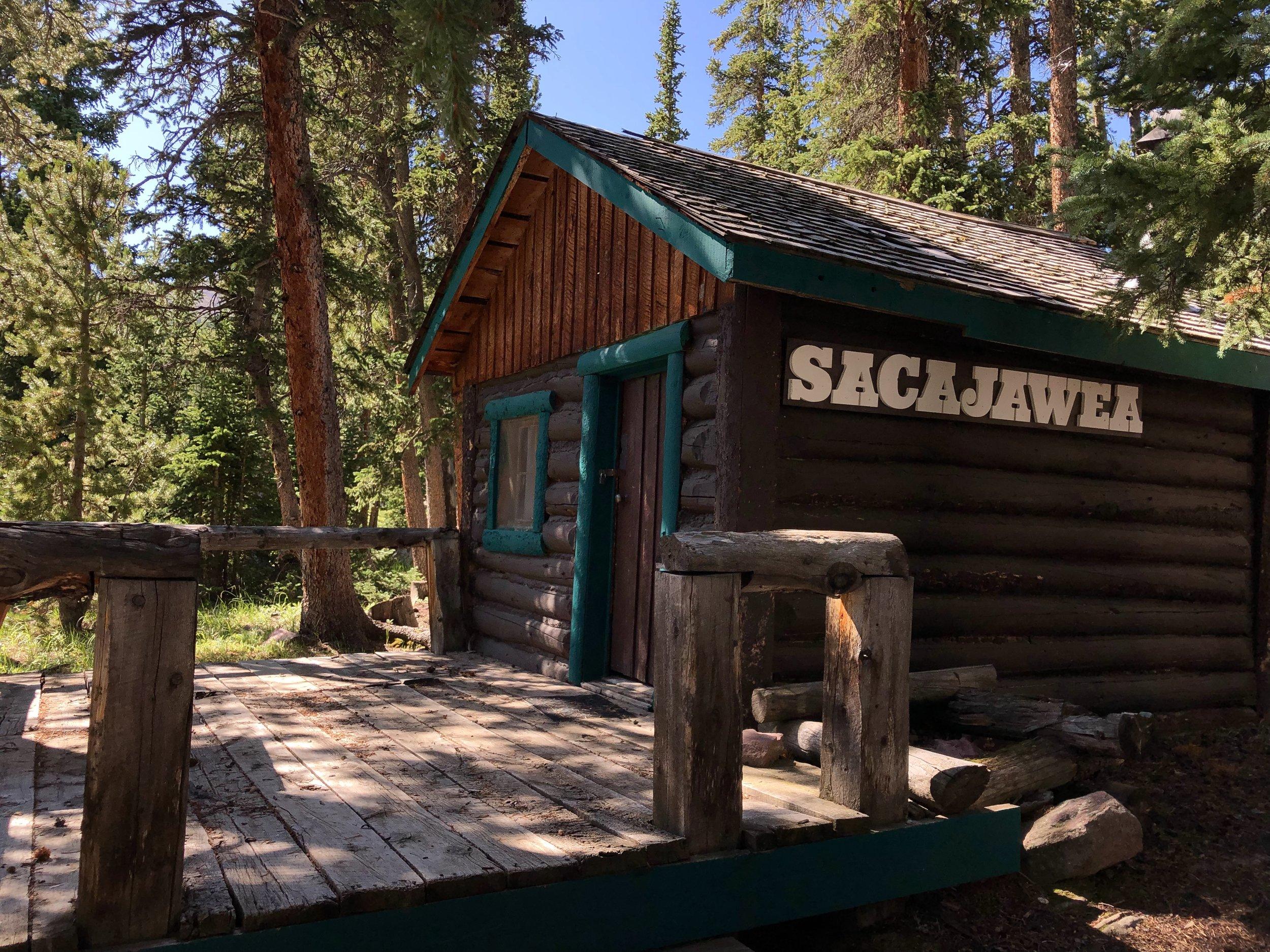 Sacagawea - Sleeps 2 - 120 sq/ft CabinSingle Queen BedPricingSunday - Thursday | $70/NightFriday & Saturday | $85/Night